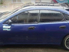 Mazda Lantis 1997 Limted Edition Blue For Sale