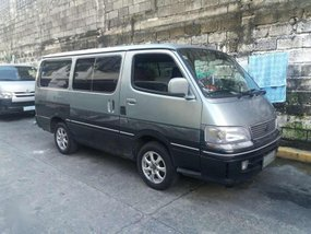 Toyota Hi ace 1996mdl Diesel 12-seaters For Sale