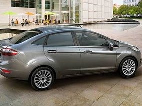 Ford Fiesta Sedan 1.5 Trend MT 2018