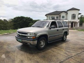 2002 Chevrolet Tahoe LS AT FOR SALE