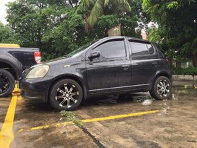 2001 Toyota Echo Automatic Black For Sale