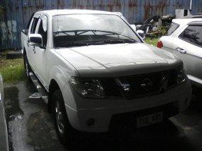 Nissan Frontier Navara 2012 FOR SALE