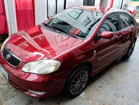 2003 Toyota Corolla Altis G top of the line