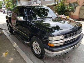 2000 Chevrolet Silverado Black Pickup For Sale