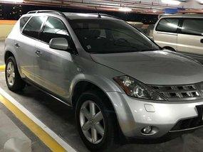 2006 Nissan Murano, 3.5V6, AWD, Automatic (6speed-CVT)