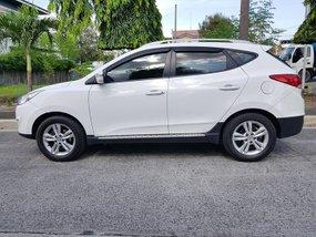Hyundai Tucson 2014 Acquired Automatic