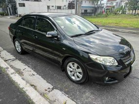 Toyota Altis 2009 1.5G Pristine Condition