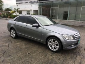 2011 Mercedes Benz C200 FOR SALE