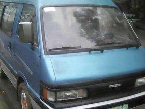 Fresh Mazda Power Van 1998 Blue For Sale