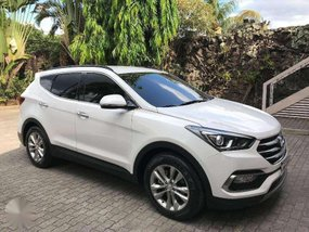 2017 Hyundai Santa Fe alt montero fortuner crv rav4 mux everest