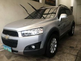 2013 Chevrolet Captiva VCDi Diesel Silver For Sale