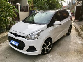 Hyundai Grand i10 2015 AT Limited Edition