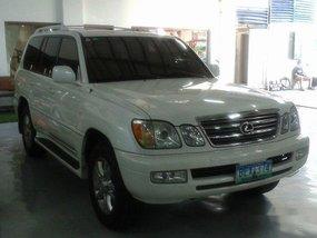 Lexus LX 470 2003 for sale