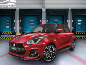 Limited-run Suzuki Swift Sport Red Devil to be available in Australia in July