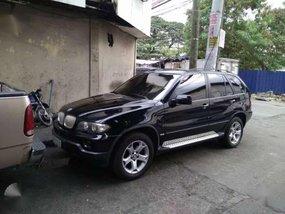 2005 BMW X5 Gas 6 cyl 3.0i Black For Sale