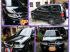 Isuzu Sportivo X Black Very Fresh For Sale