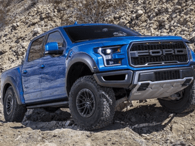 Ford F-150 Raptor 2019: Confined focus on the active dampers