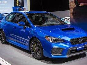 100% Sure Autoloan Approval Subaru Wrx 2018