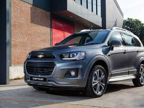 100% Sure Autoloan Approval Chevrolet Captiva Brand New 2018