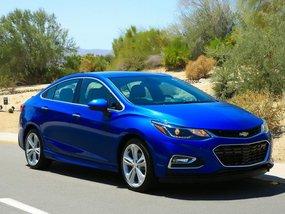 100% Sure Autoloan Approval Chevrolet Cruze Brand New 2018