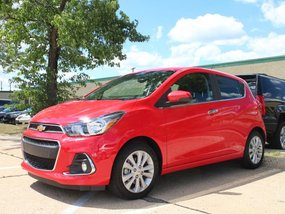 100% Sure Autoloan Approval Chevrolet Spark Brand New 2018