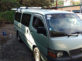 TOYOTA HIACE COMMUTER 2000 FOR SALE