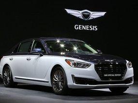 Genesis ranks top in 2019 Initial Quality Study by J.D Power, followed by Kia & Hyundai
