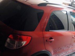 Suzuki SX4 2015 Orange SUV Fresh For Sale