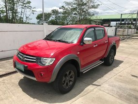 2011 Mitsubishi Strada Triton 4x4 MT for sale