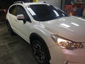 2015 Subaru XV White SUV Fresh For Sale