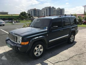 2008 Jeep Commander Limited Blue For Sale