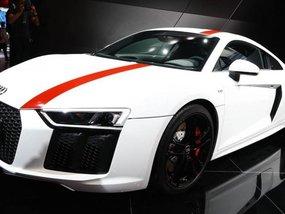 Sure Autoloan Approval  Brand New Audi R8 2018