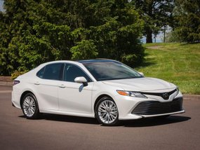 100% Sure Autoloan Approval Toyota Camry 2018 Brand New
