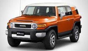 100% Sure Autoloan Approval Toyota Fj Cruiser 2018 Brand New