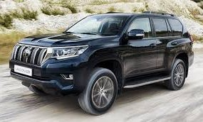 100% Sure Autoloan Approval Toyota Land Cruiser Prado Brand New 2018