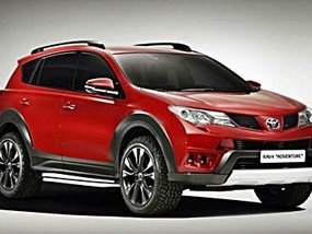 100% Sure Autoloan Approval Toyota Rav 4 Brand New 2018