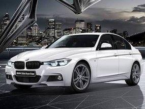 100% Sure Autoloan Approval BMW 320D 2018