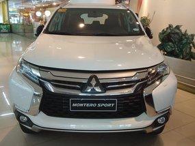 Sure Autoloan Approval  Brand New Mitsubishi Montero 2018