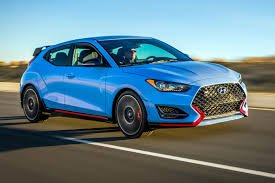 2018 Hyundai Veloster Brand New Blue For Sale