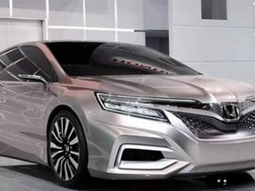 100% Sure Autoloan Approval Honda Accord Brand New