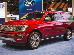 2018 Ford Expedition Brand New Red For Sale