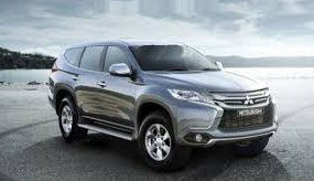New Mitsubishi Pajero Brand New Gray For Sale