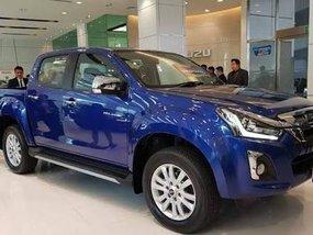 2018 Brand New Isuzu D-Max Blue For Sale