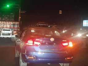 Naked Suzuki Ciaz 2018 facelift spotted testing on Indian roads