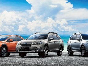 Subaru Ultimate Test Drive to take place in Cebu, Davao & Manila this week