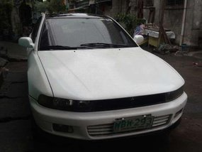 Mitsubishi Galant VR6 1998 White For Sale