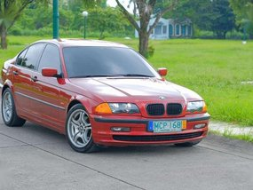 2000 BMW 318i e46 AT Red Sedan For Sale