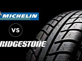 Michelin and Bridgestone, whose tires are better?