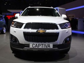Chevrolet Captiva 2018 for sale
