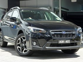 2018 Brand New Subaru XV Black For Sale